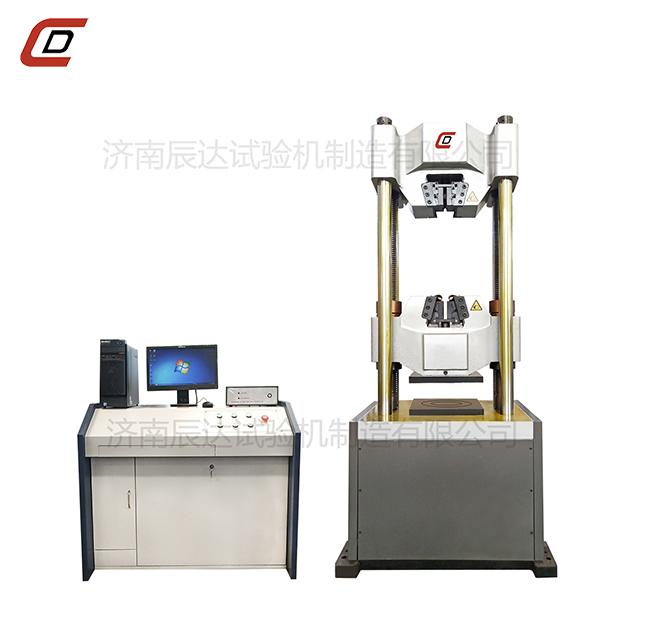 WAW-600E微机控制电液伺服万能试验机