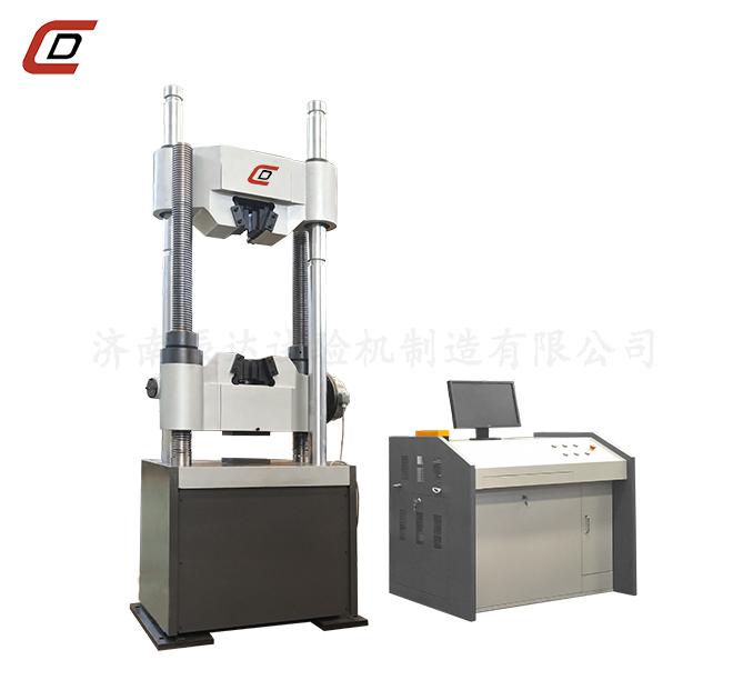 WAW-600C微机控制电液伺服液压式万能试验机
