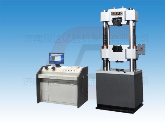 液压万能试验机试验步骤和油泵调试