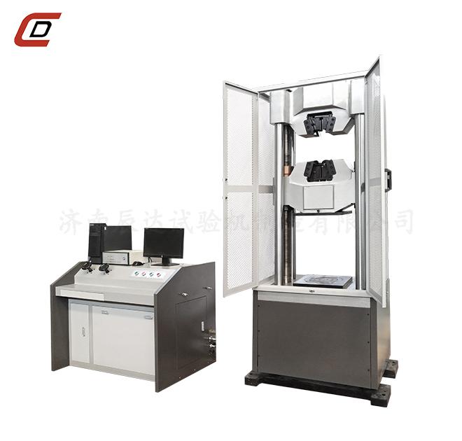 WAW-600E液压万能材料试验机