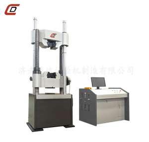 WAW-1000C液压万能材料试验机