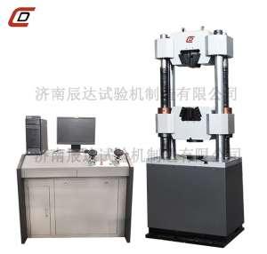 CDtester软件控制万能材料试验机WAW-100B