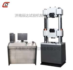 WAW-600B伺服液压试验机