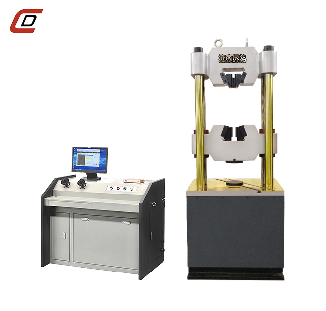 WEW-300D液压万能拉伸试验机