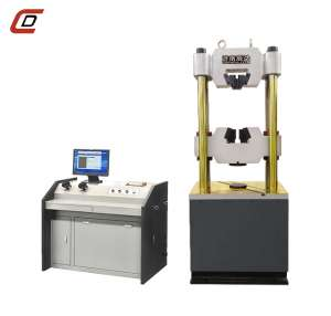 电子拉力试验机出现异常怎么办?