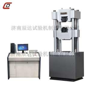 WAW-1000D液压拉力试验机