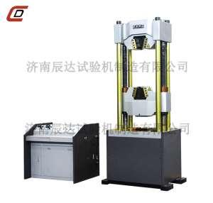WAW-1000E微机控制电液伺服液压万能试验机